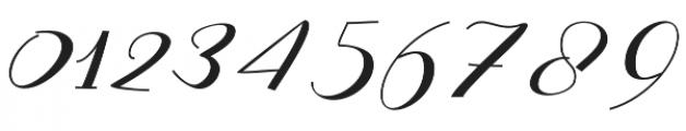 Friends da vinci Regular otf (400) Font OTHER CHARS