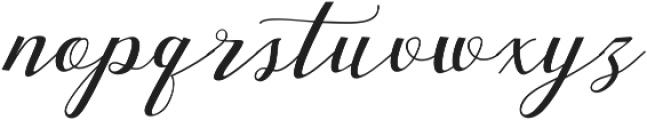 Friends da vinci Regular ttf (400) Font LOWERCASE