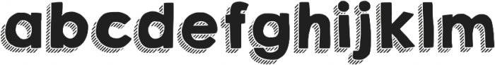 From Where You Are ttf (400) Font LOWERCASE