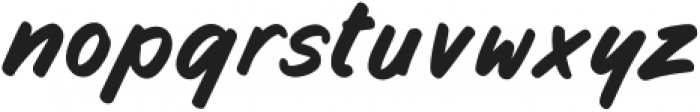 Fruity Stories otf (400) Font LOWERCASE
