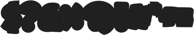 Fruitz Base otf (400) Font OTHER CHARS