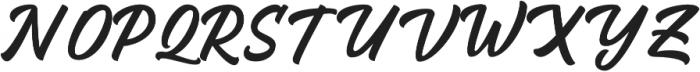 franklyn otf (400) Font UPPERCASE
