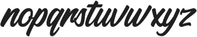 franklyn otf (400) Font LOWERCASE