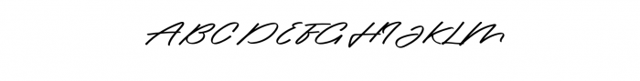 Frederick.otf Font UPPERCASE