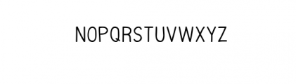 FreeHand Font Font UPPERCASE