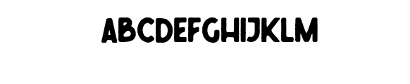 FreudianTwo.woff Font UPPERCASE