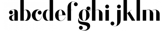 Fragile - A Delicate Typeface Font LOWERCASE