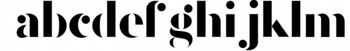 Fragile Collection Font LOWERCASE
