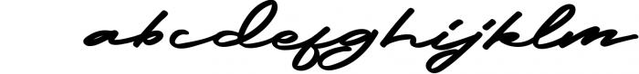 Frederick - a Classic Script Font Font LOWERCASE