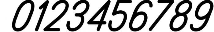 Freeday Script & Sans Font 1 Font OTHER CHARS