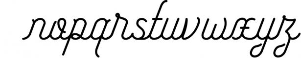 Freeday Script & Sans Font 3 Font LOWERCASE
