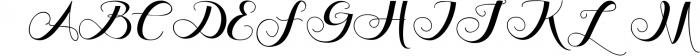 Friends Da Vinci Script Font UPPERCASE
