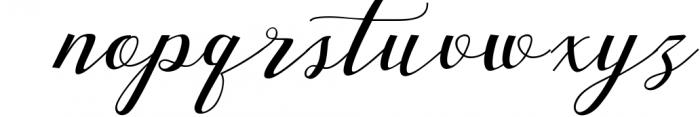 Friends Da Vinci Script Font LOWERCASE