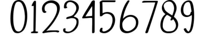 freebird handwritten font Font OTHER CHARS