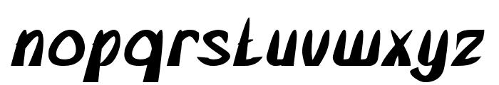 FROZEN ICE-Light Font LOWERCASE