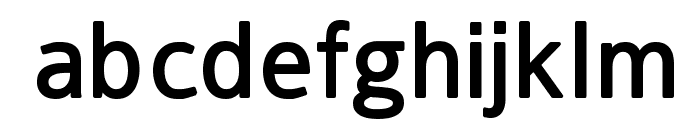 FranKleinBold Font LOWERCASE