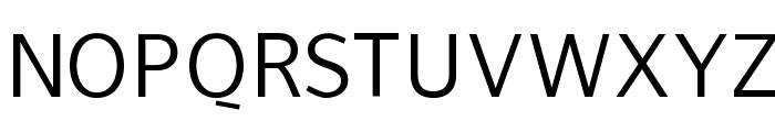 FranKleinBook Font UPPERCASE