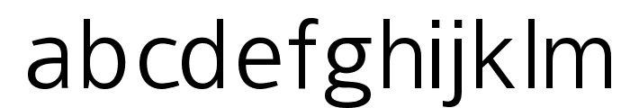 FranKleinBook Font LOWERCASE