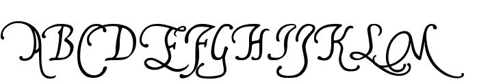 FranciscoLucas Briosa Font UPPERCASE