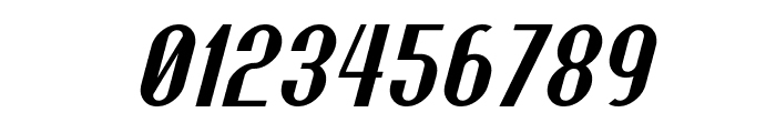 Franck Italic Font OTHER CHARS