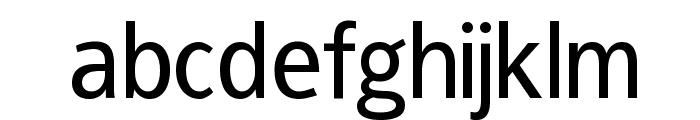 FrancophilSans Font LOWERCASE
