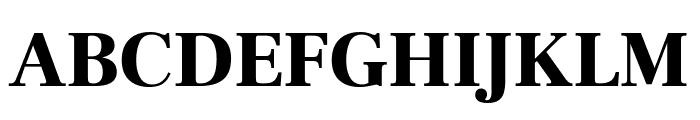 Frank Ruhl Libre Black Font UPPERCASE