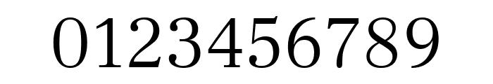 Frank Ruhl Libre Light Font OTHER CHARS