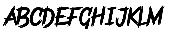 FrankentypePersonalUseOnly Font LOWERCASE