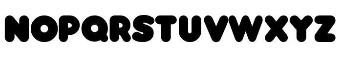 Franks Regular Font UPPERCASE