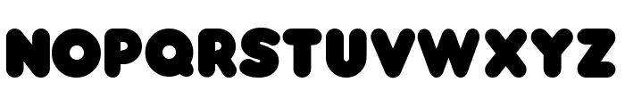 Franks Regular Font LOWERCASE
