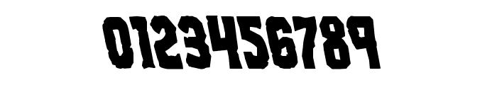 Freakfinder Leftalic Font OTHER CHARS