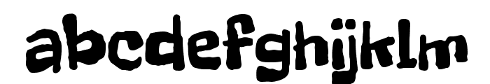 Freckle Face Font LOWERCASE