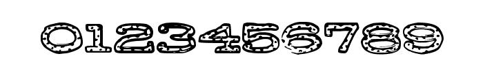 FreckleJackson Font OTHER CHARS