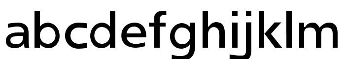 Frederic Regular Font LOWERCASE