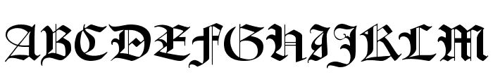 FrederickText  What Font is
