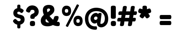 FredokaOne-Regular Font OTHER CHARS