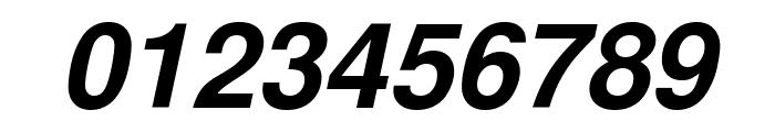Free Sans Bold Oblique Font OTHER CHARS