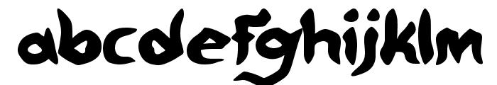 FreeMoney Font LOWERCASE