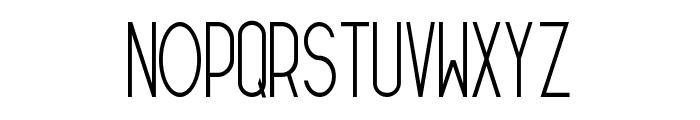 Freeds Regular Font UPPERCASE