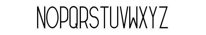 Freeds Regular Font LOWERCASE
