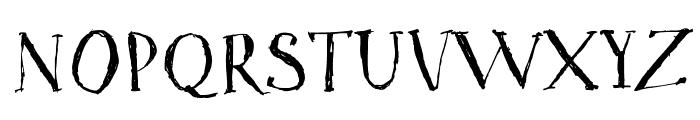 Freeride Font UPPERCASE