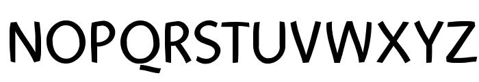 FreestyleSans Font UPPERCASE