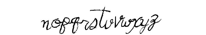 FrenchPirates Font LOWERCASE