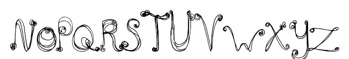 FrenchSugar Font UPPERCASE