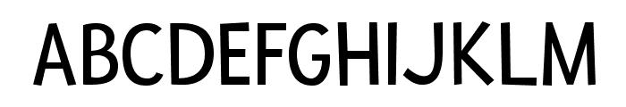 Fresca-Regular Font UPPERCASE