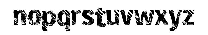 FreshMaker Font LOWERCASE