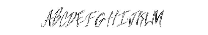 FreshSteaks Font UPPERCASE