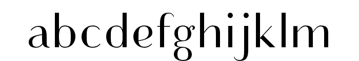 Friandise NormalDemo Font LOWERCASE