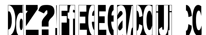 FriendlyFire Font OTHER CHARS