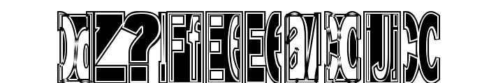 FriendlyFireMagic Font OTHER CHARS